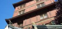 Maison & Pagode Chinoise à Paris