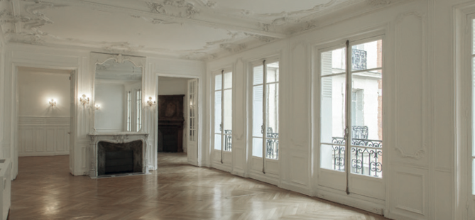 appartement monceau. Black Bedroom Furniture Sets. Home Design Ideas