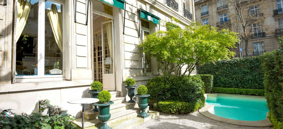 Hôtel Particulier Victor Hugo Paris 16
