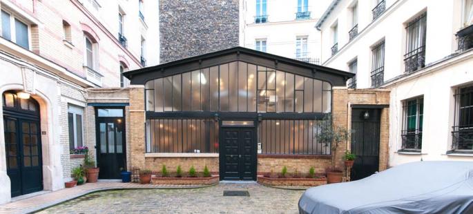 Loft Commines Paris 3
